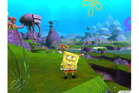 Image - 3d Spongebob (Battle For Bikini Bottom).jpg ...
