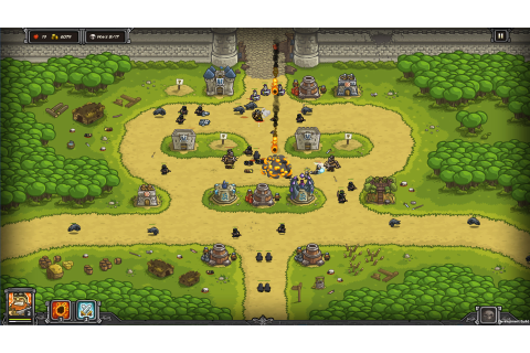Download Kingdom Rush Full PC Game