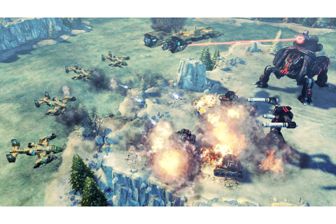 Command & Conquer 4: Tiberian Twilight on Steam