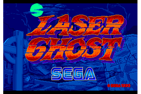 VGJUNK: LASER GHOST (ARC)
