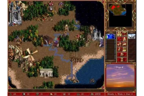 Heroes of Might and Magic 3 The Shadow of Death Download ...