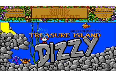 Treasure Island Dizzy Game: full version free software ...