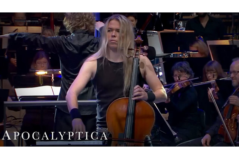 Apocalyptica - Angry Birds (Live at Slush Game Music ...