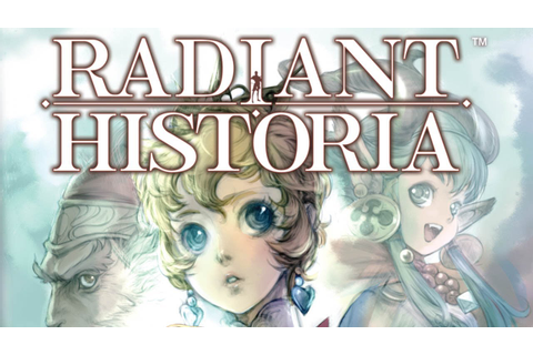 CGRundertow RADIANT HISTORIA for Nintendo DS Video Game ...