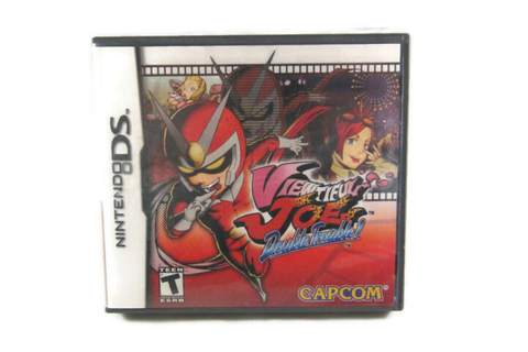 Viewtiful Joe: Double Trouble (Nintendo DS, 2005) for sale ...