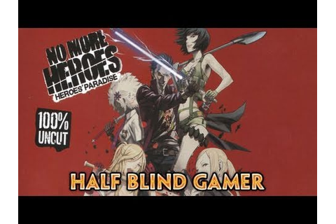 No More Heroes: Heroes' Paradise (PS3) - Video Review ...