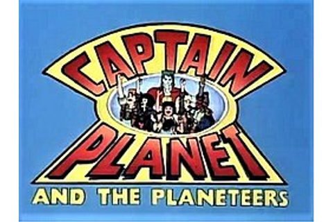 Captain Planet and the Planeteers - Wikipedia