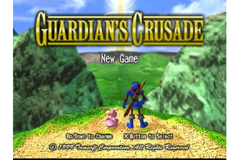 Guardians Crusade PS1 ISO - Download Game PS1 PSP Roms ...