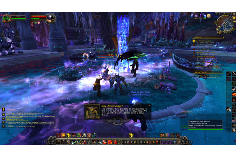 Thoughts: World of Warcraft – Legion | The Scientific Gamer