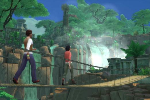 Sims 4: Jungle Adventure Game Pack Trailer Reveals Three ...