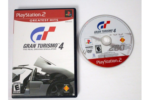 Gran Turismo 4 game for Playstation 2 | The Game Guy