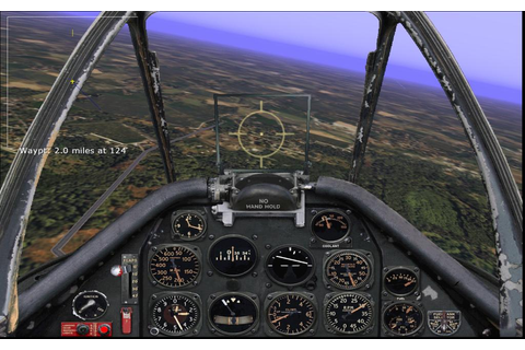 Microsoft Combat Flight Simulator: WWII Europe Series ...