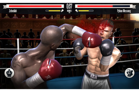 Real Boxing™ v1.4.2 APK - Android Apps