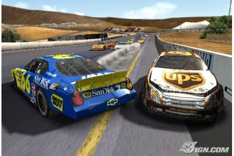 NASCAR 07 Review - IGN