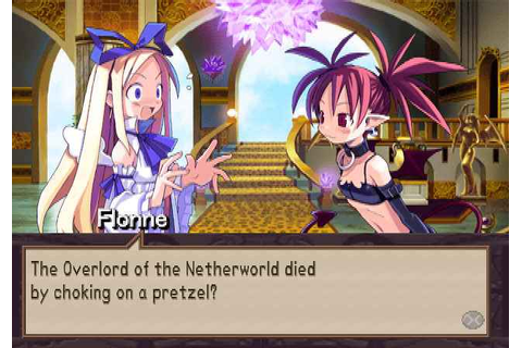 Disgaea Hour of Darkness Remake Release Date Set for 2018 ...