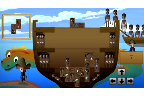 """Slave Tetris"" cut from Playing History 2—Slave Trade ..."