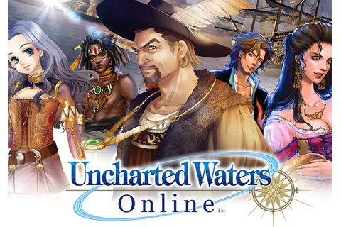 Uncharted Waters Online | MMOHuts