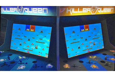 Bring Killer Queen to Quarters Arcade Bar! by Quarters ...