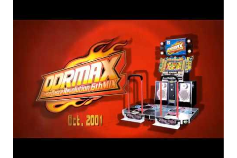 DDR A20 Announcement - YouTube