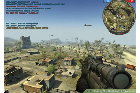 How to Play Battlefield 2 Effectively: 9 Steps (with Pictures)