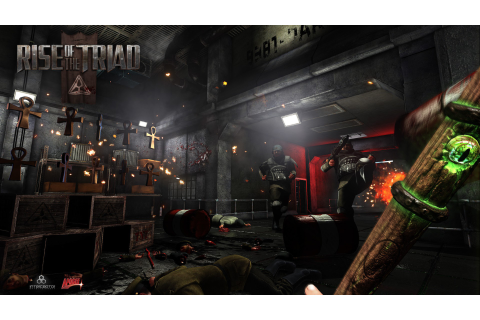 Download Rise of the Triad Full PC Game