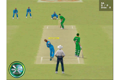 EA Cricket 2000 Game - PC Full Version Free Download