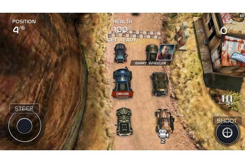 Death Rally is a popular combat racing game full of action ...