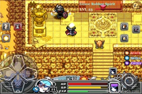 ZENONIA 2 Review for iPhone