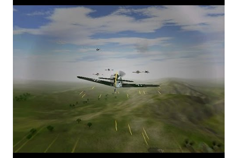 WWII Aces Wii - YouTube
