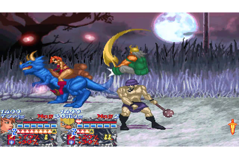 Golden Axe Myth Game Sample - PC/Indie - YouTube