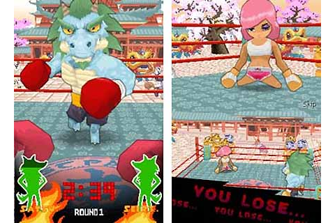 Nintendo dishes out Animal Boxing, Alien Puzzle Adventure ...