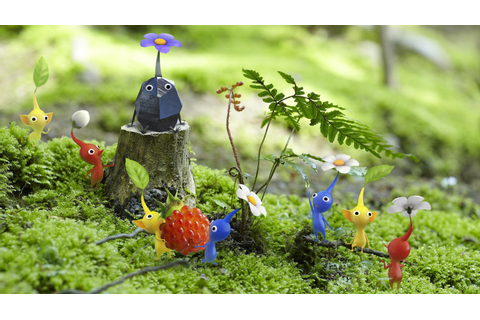 Shigeru Miyamoto Thinks He's Right About Pikmin 3 | Kotaku ...