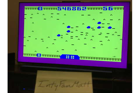 Worm Whomper (Intellivision) high score by IntyFanMatt