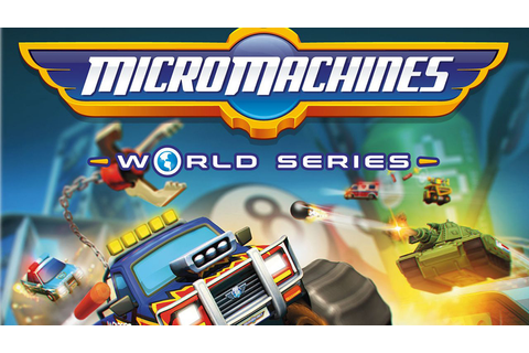 Micro Machines World Series - Free Full Download | CODEX ...
