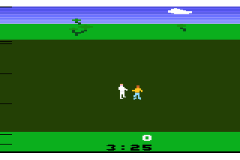 Atari 2600 Game Reviews: Chase the Chuckwagon through ...