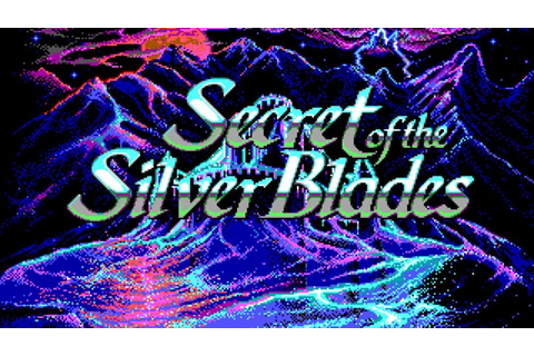 Secret of the Silver Blades