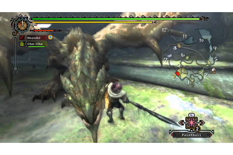 Monster Hunter Tri - HD Gameplay on PC - Dolphin Emulator ...