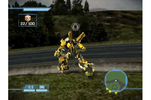 Transformers: The Game - Gameplay - YouTube