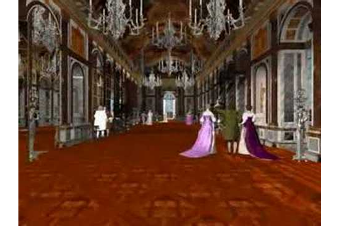 Versailles 1685 (hall of mirrors) - YouTube