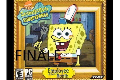 Mini Lets Play: Spongebob Employee of the Month FINALE ...