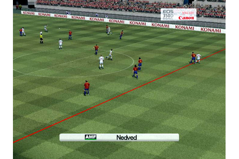 Pes 6 Pro Evolution Soccer 6 pc games full version free ...