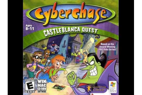 Cyberchase: Castleblanca Quest (CD-ROM game only) - YouTube