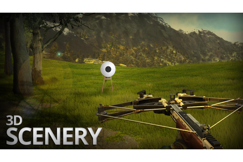 Crossbow Shooting Range Game for Android - APK Download