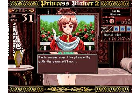 Princess Maker 2 Download (1996 Simulation Game)