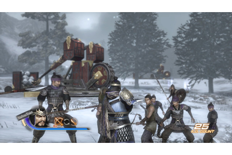 BLOG DE TESTE HN NEW GAMES: Dynasty Warriors 7 (X-BOX360) 2011