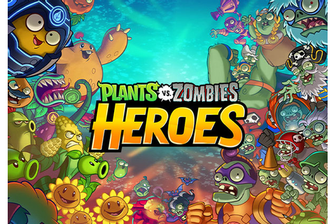 Plants vs. Zombies: Heroes | MMOHuts