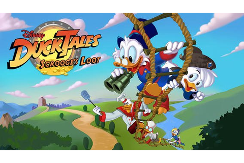 Disney's DuckTales: Scrooge's Loot Is A Fun, Online ...
