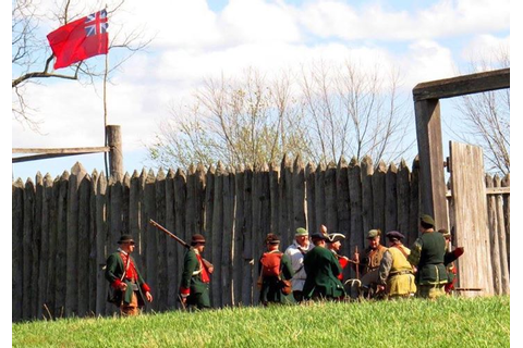 5th Annual F&I War Game Weekend @ Fort Loudoun, PA at Fort ...