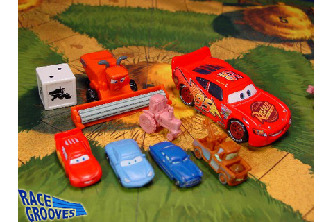 Take Five a Day » Blog Archive » Mattel Pixar CARS Movie ...