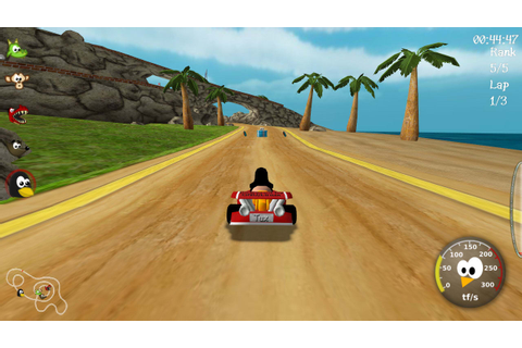 SuperTuxKart - Download